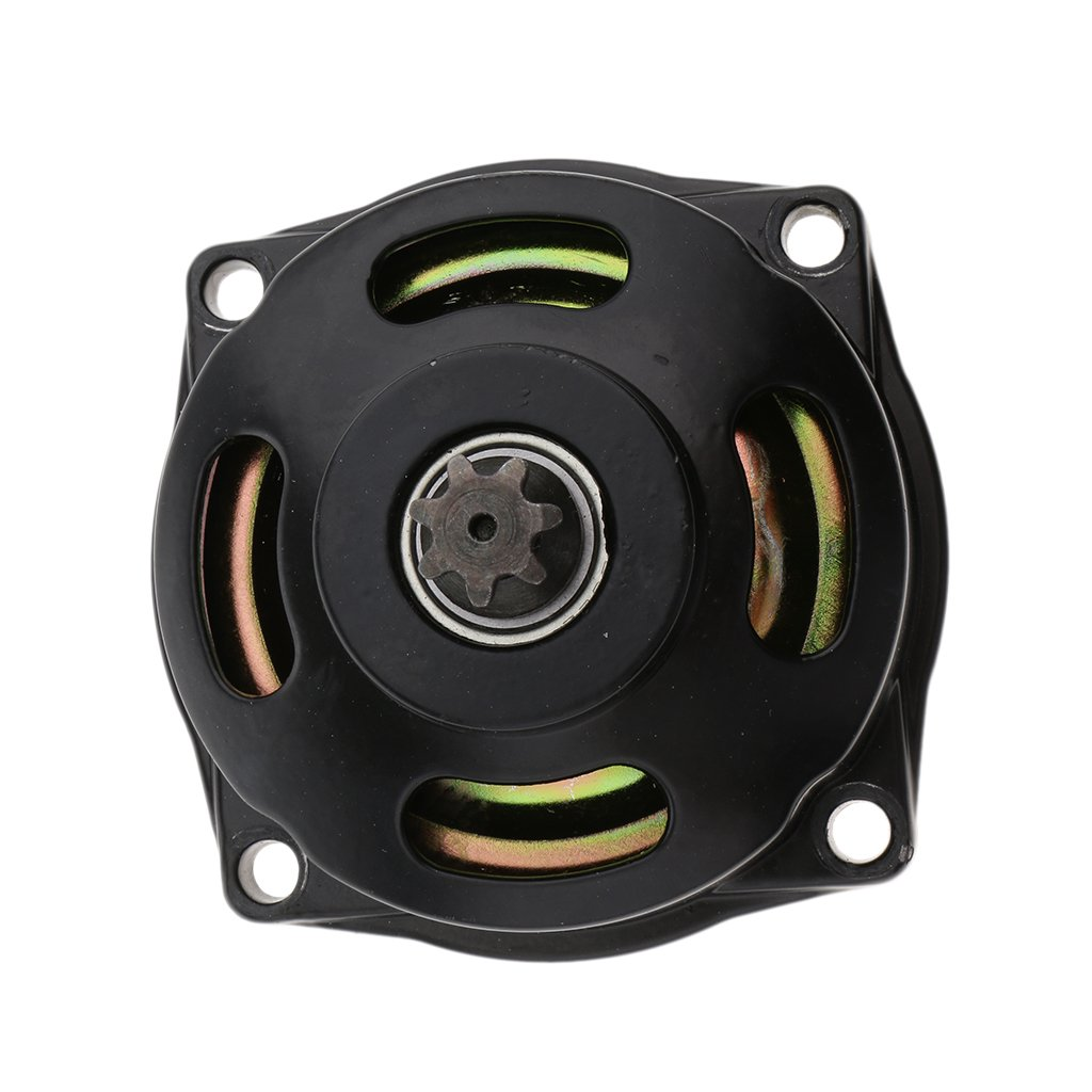 Baoblaze 7T 7 Tooth 25H Clutch Bell Housing for 47CC 49CC Mini Pocket Quad Dirt Bike ATV by Baoblaze (Image #8)