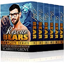 Rescue Bears Boxed Set (Paranormal Suspense Shifter Romance)