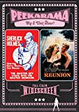 Sherlick Holmes + Reunion by Vinegar Syndrome
