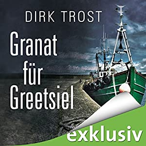 Granat für Greetsiel (Jan de Fries 1) Hörbuch