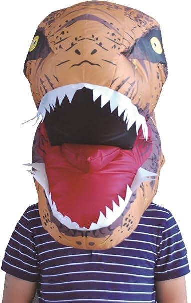 Inflables Disfraz de Sumo Dinosaurio hinchaple Traje Vestido ...