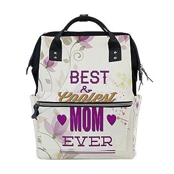 Amazon.com: Feliz día de la madre Mommy bolsas madre bolsa ...