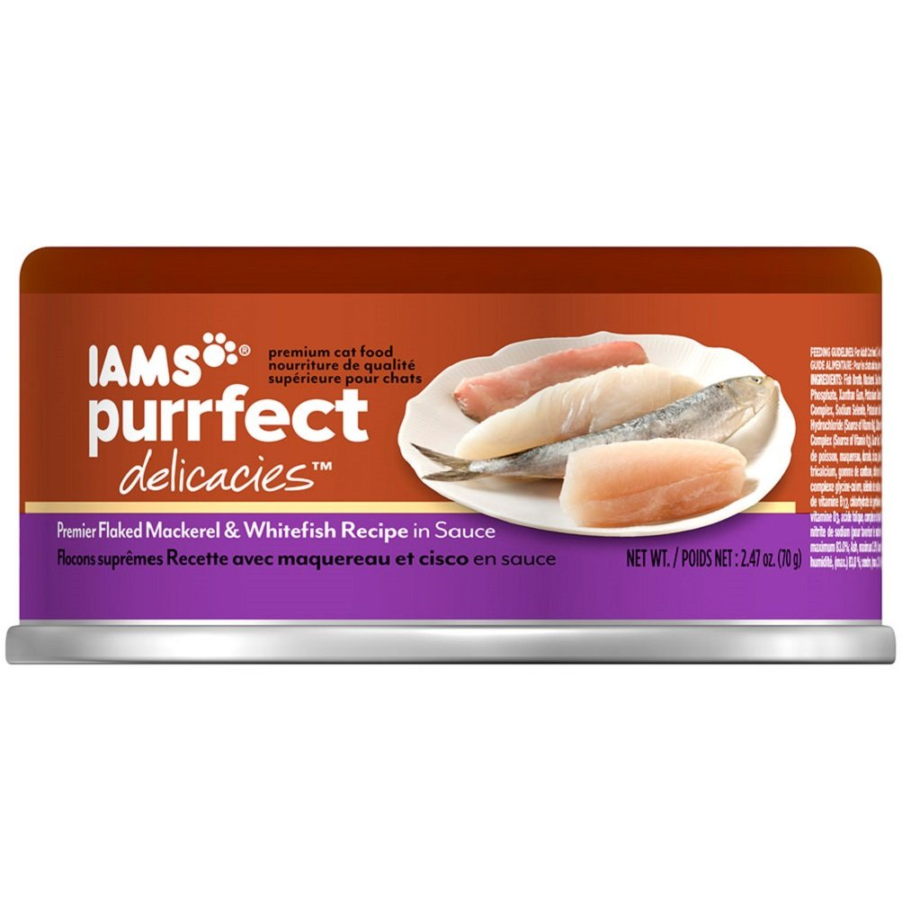 Iams Flaked Cat Food