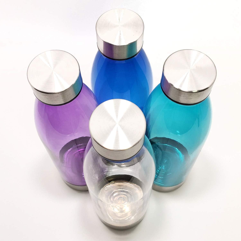 Deporte YYRUI-4 Botella de Agua Frascos t/érmicos Tazas t/érmicas acero inoxidable Sin BPA Reutilizable Termo Water Bottle para Ni/ños /& Adultos Oficina Water Bottle Unisex f/ácil de limpiar