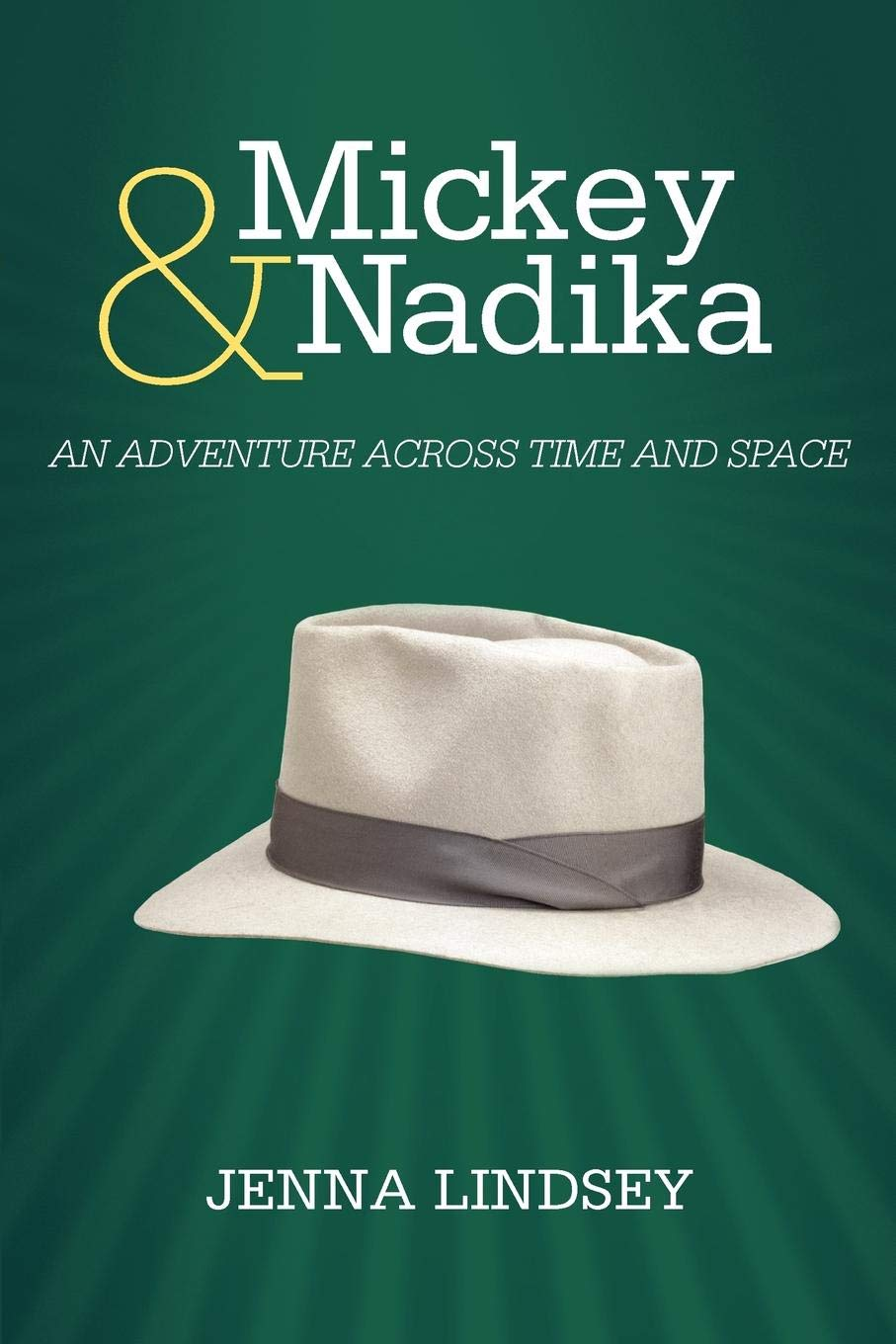 Mickey & Nadika : An Adventure across Time and Space