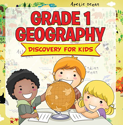Grade 1 Geography: Discovery For Kids: Flags Of The World Grade One (Children's Cultural Studies Books) (Best Education System In India)
