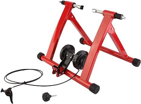Homgrace Rodillo Entrenamiento Bicicleta 7 Niveles de Resistencia ...