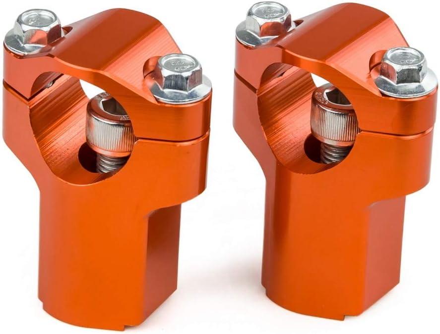 Elevador de manillar de 52 mm para KTM 125 150 200 250 300 350 400 450 500 525 530 SX XC EXC XCW 690 790 1090 1190 1290 Adventure Enduro