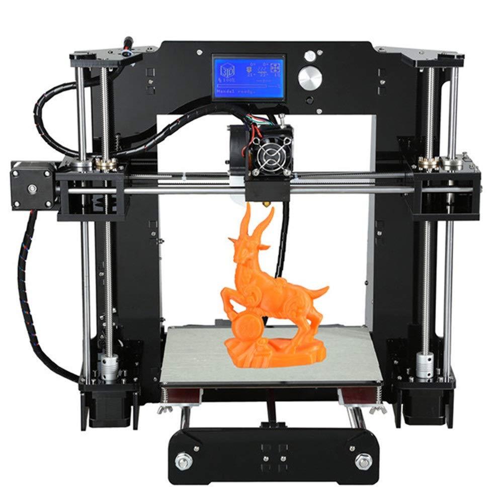 TiandaoMXL Impresora 3D A n e t A6 Kit de Bricolaje Juego de Auto ...