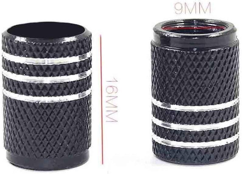 Tappi valvola Pneumatici accessori for auto auto valvola della rotella di copertura del cappuccio parapolvere for Lexus F SPORT RX350 500h RC 350 UX260h UX IS300 CT200h Coperchio valvola