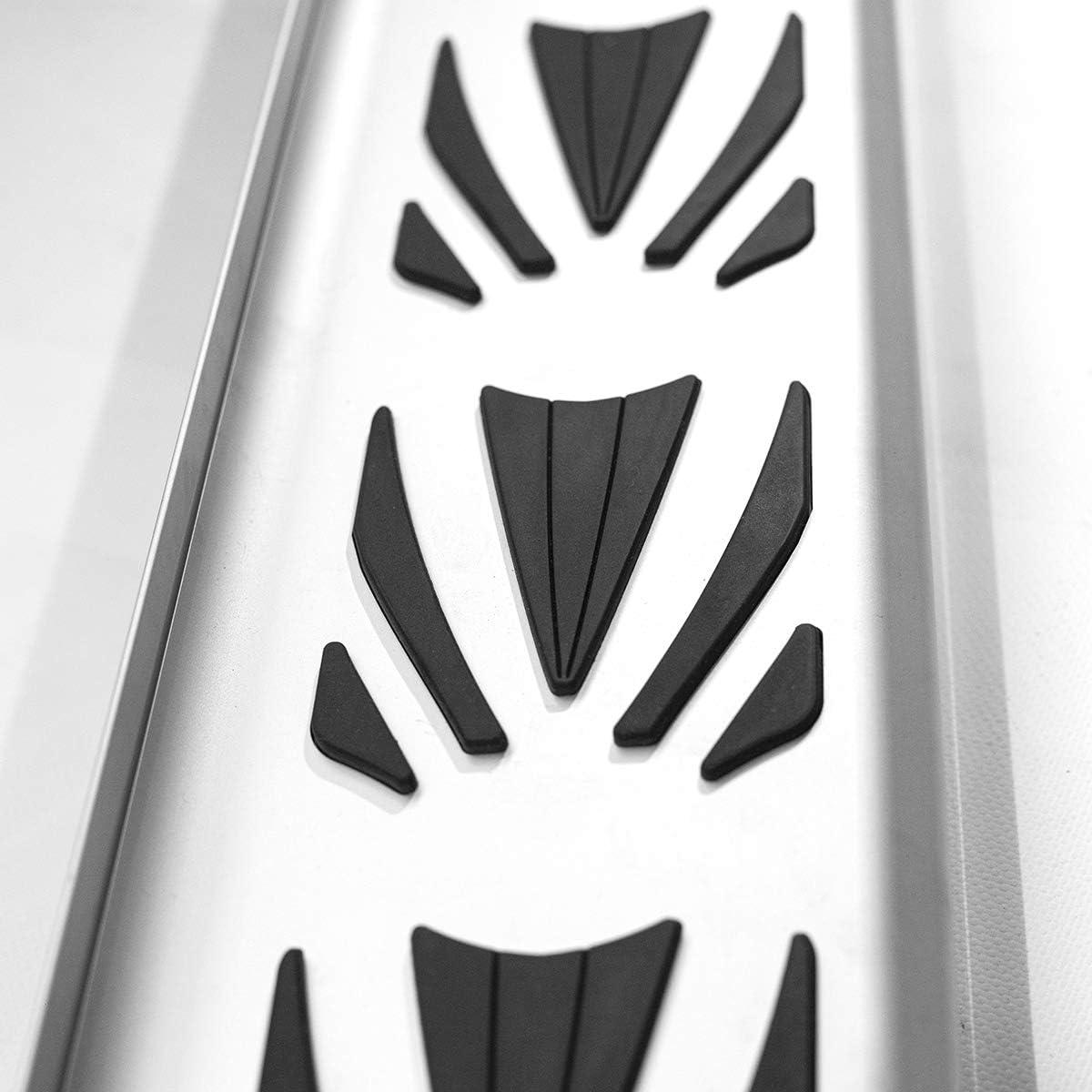 Trittbretter passend f/ür Honda CR-V ab Baujahr 2012 Model Aspendos mit T/ÜV und ABE