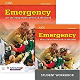 img - for Emergency Care and Transportation of the Sick and Injured Includes Navigate 2 Premier Access + Emergency Care and Transportation of the Sick and Injured Student Workbook book / textbook / text book