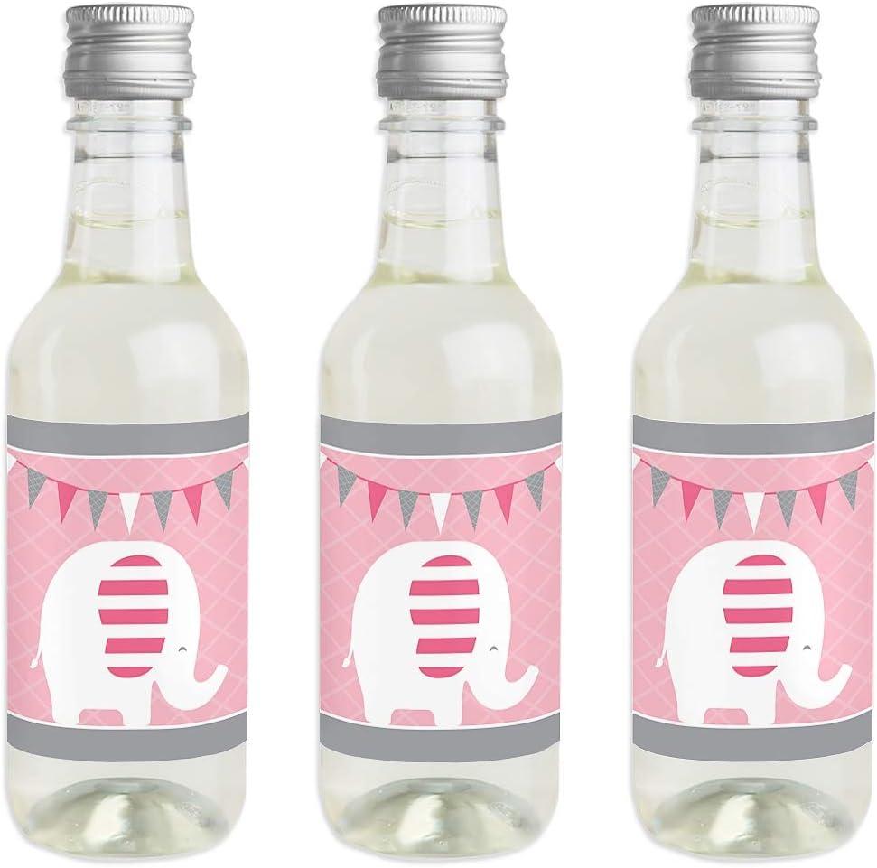 Etiquetas adhesivas para botellas de vino y champán con diseño de ...