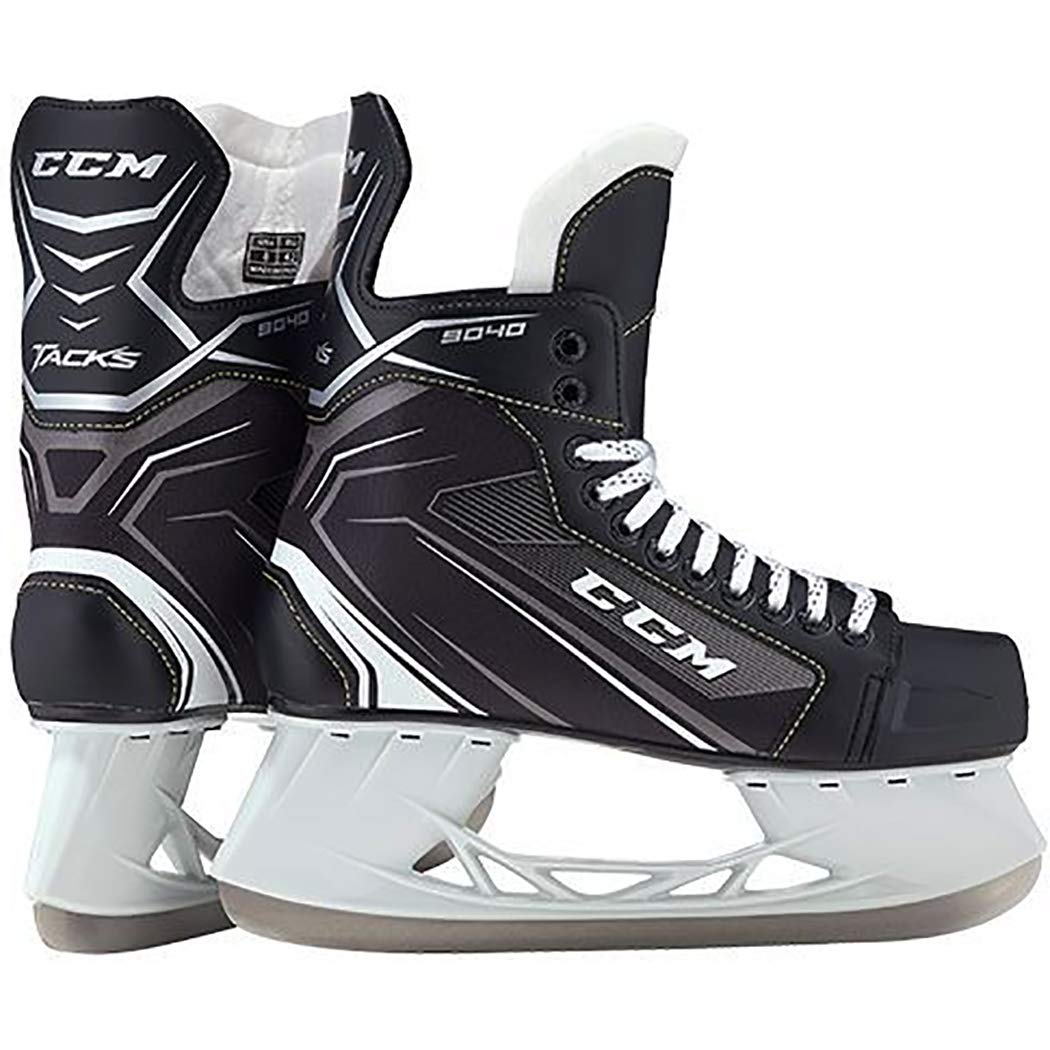 CCM Unisex SK9040 Player Tacks YT Hockey Skate, Youth