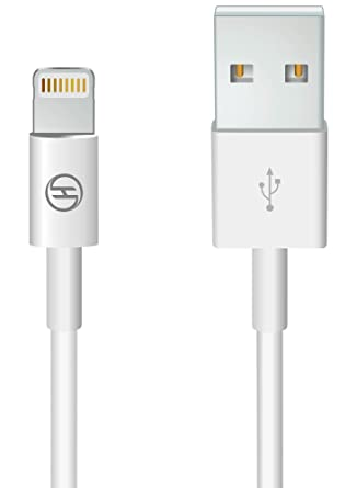 save off 066b1 b9c83 Heardear Lightning to USB Cable[Apple MFi Certified]iPhone/iPad  charging/charger Cable/Cord/Line for iPhone X/8/7/SE/6s/6/plus/5s/5c,iPad  ...