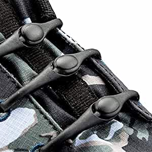 The Original HICKIES 1.0 Unisex One-size Fits All Elastic No-Tie Shoelaces For All Types Of Shoes