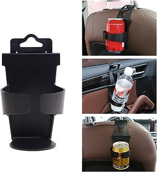 2pcs KFZ Auto Getränkehalter Flaschenhalter Dosenhalter Becher Cupholder NEU