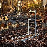 Logosol Smart-Holder Saw Horse, Folding Wood Holder