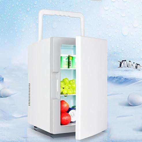 DZW 18L Home Kleine Kühlschrank Auto Kalt Und Warm Box Büro Dorm ...