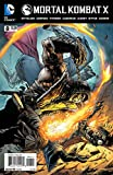 Mortal Kombat X #8 Comic Book