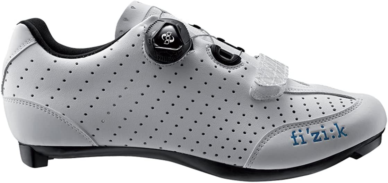 Fizik Women's R3B Donna Boa Cycling Shoes - White/Turquoise 40: Sports & Outdoors