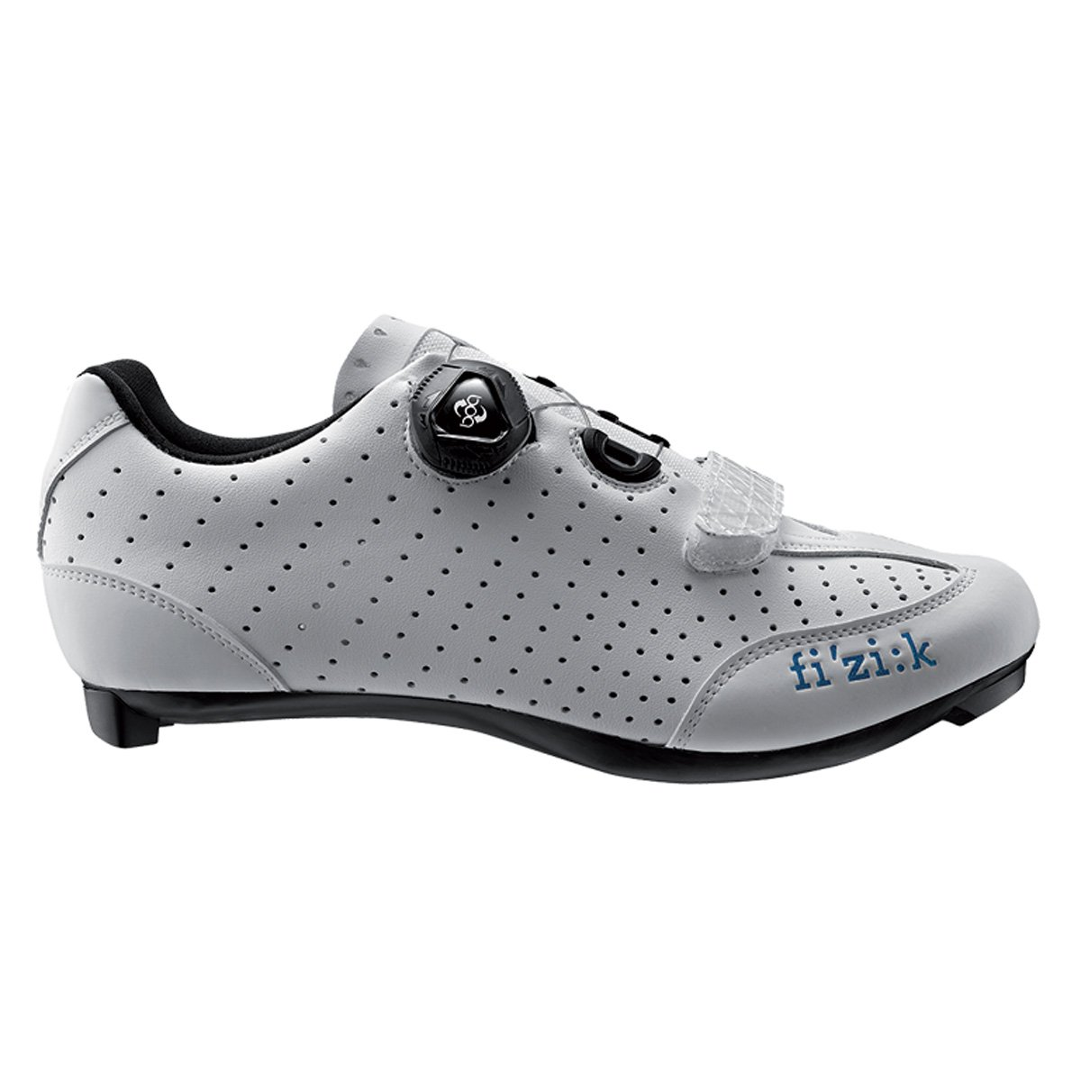 Fizik Women's R3B Donna Boa Road Sport Cycling Shoes - White/Turquoise B00ROPINC6 39.5|White/Turquoise