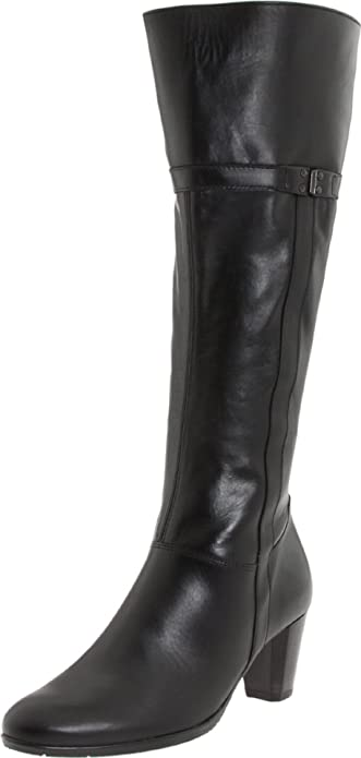 Natural Soul by Naturalizer Womens Leslie Knee High Boots in Black Size 8