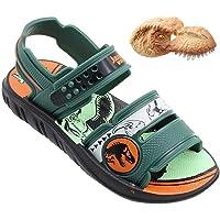 Sandália Grendene Kids Jurassic Park Mask Adventure criança-unissex