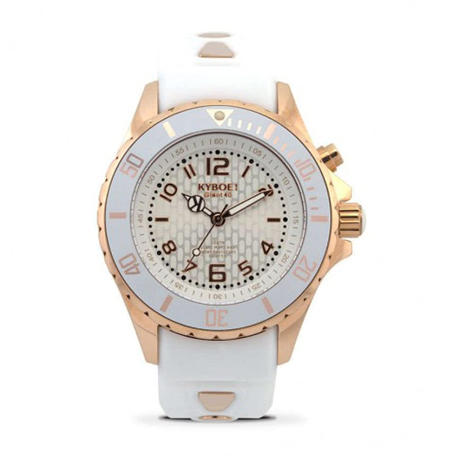 KYBOE! Rose Gold Series horloge RG-40-003