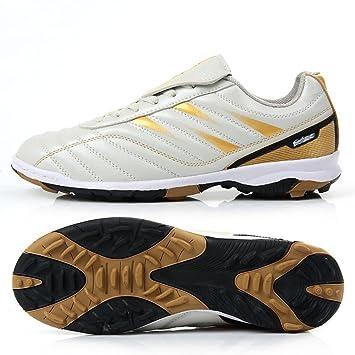 a-nam botas de fútbol para hombres para terreno zapatillas de fútbol para  interiores cbe5e02cbb55f