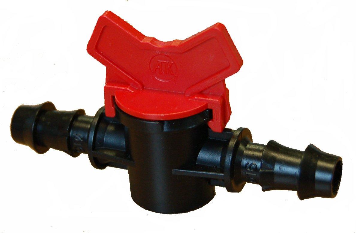 Agralan AS34 Single Soaker Hose in-Line Tap Agralan Ltd