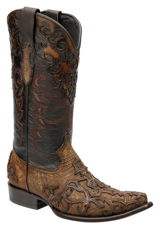 Cuadra Lizard Urban Western Boots 2B07LT
