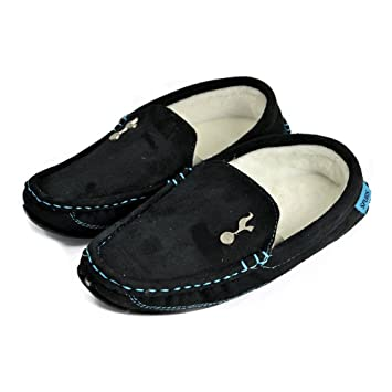 7cd981f0613 Spurs Moccasin Slippers (11 12 UK)  Amazon.co.uk  Sports   Outdoors