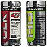 Cellucor - CLK Weight Loss Breakthrough Toning and Sculpting Formula Raspberry (SUPER HD & CLK COMBO)