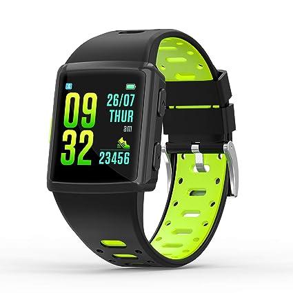 Amazon.com: SMA-M3 - Reloj inteligente para hombre y mujer ...