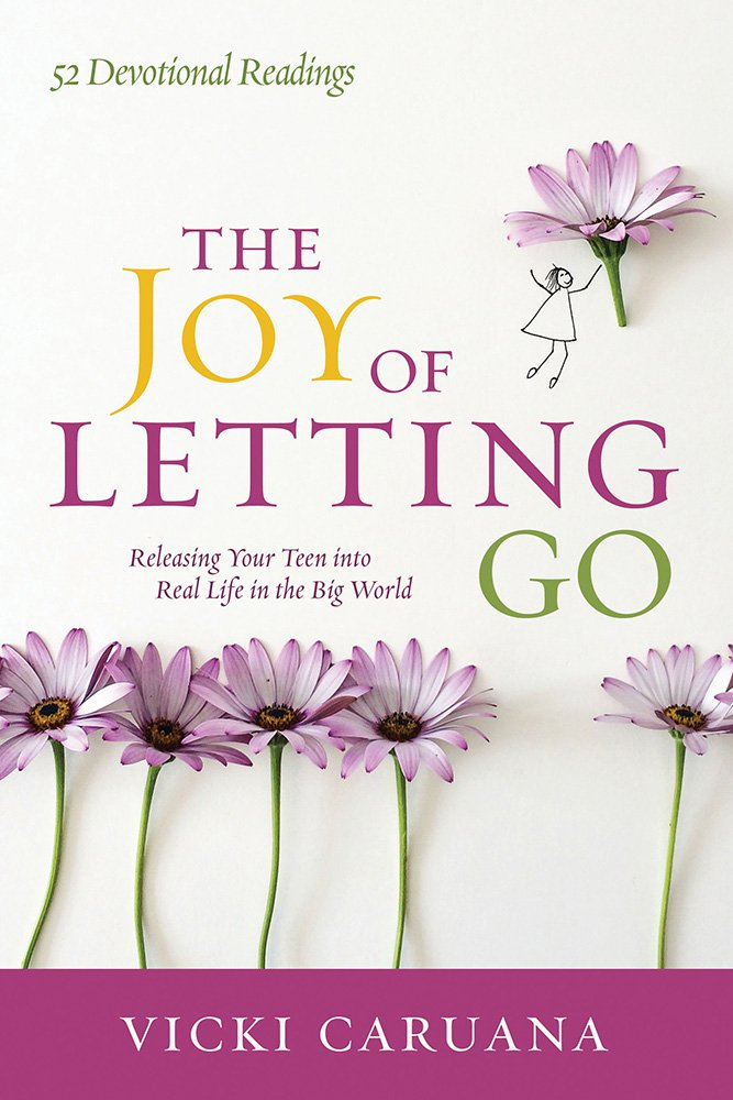 Download The Joy of Letting Go: Releasing Your Teen into Real Life in the Big World pdf