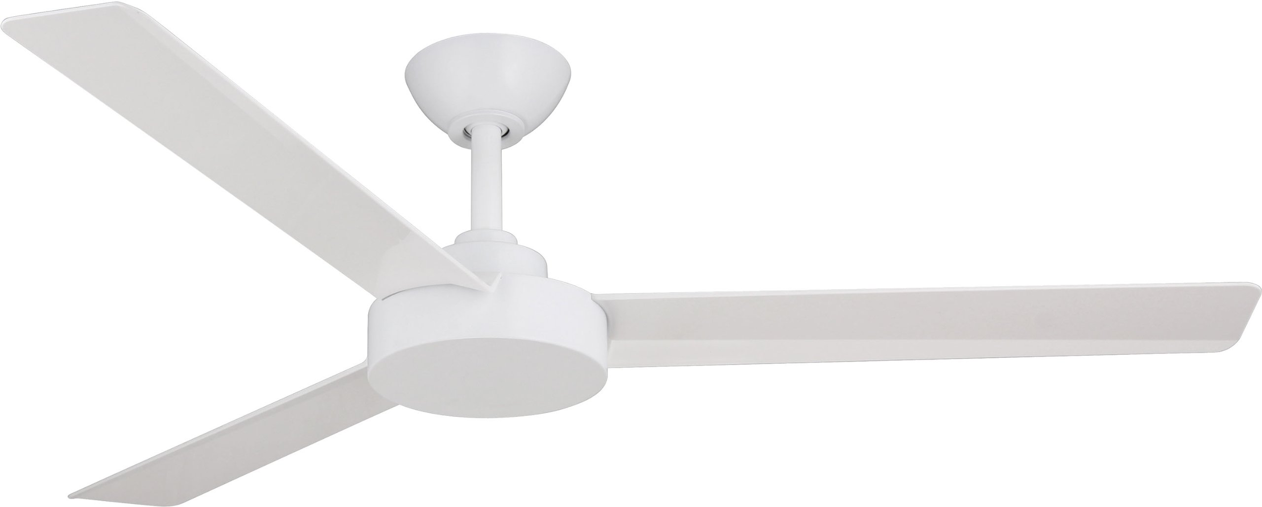 Minka-Aire F524-WHF Roto 52'' Ceiling Fan with Wall Control, Flat White