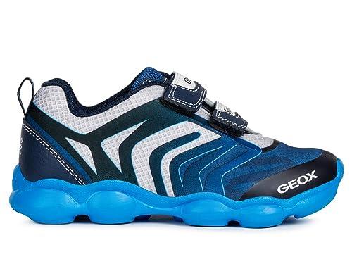 Geox J Munfrey A, Sneakers Basses garçon