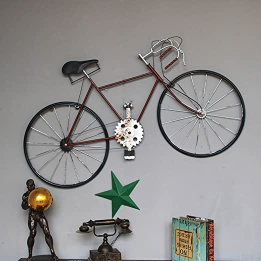 QBDS Loft Decoración de la Pared Estéreo de la Bicicleta del ...