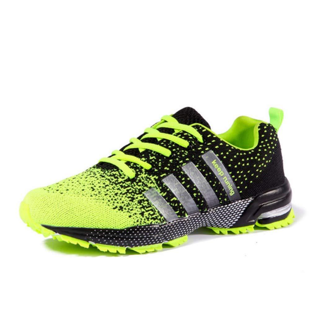 YAYADI Unisex Turnschuhe Professionelle Outdoor Sport Men's Schuhe Sommer Cushion Men's Sport Training Athletische Schuhe Anti-Slippery Paar Turnschuhe 7d0742