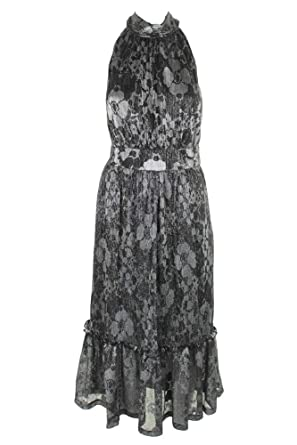 42b5a8676 Michael Michael Kors Womens Metallic Party Midi Dress at Amazon Women's  Clothing store: