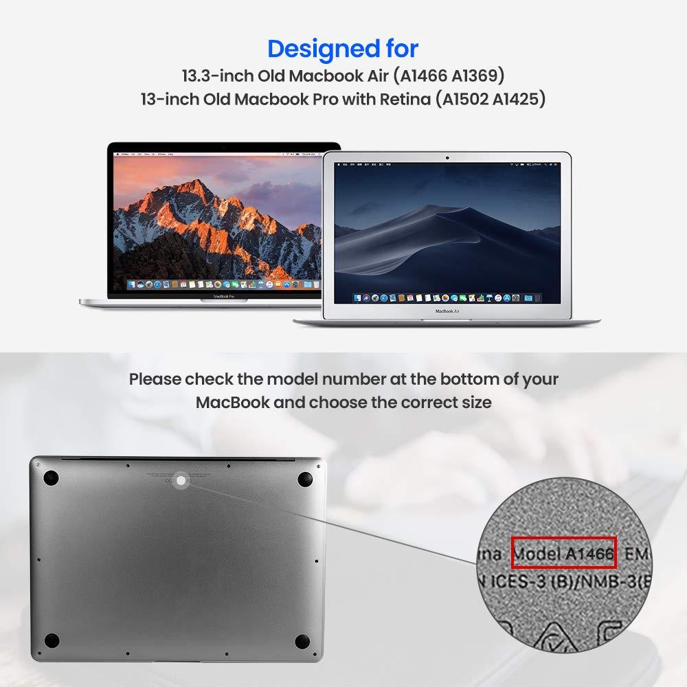 13,5 Surface Book 2 Schwarz tomtoc Laptop Aktentasche Tragetasche f/ür 13,3 Alt MacBook Air Ultrabook Schutzh/ülle mit Zubeh/örtasche Surface Laptop 2017 13 Alt MacBook Pro Retina