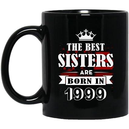 19th Birthday Mug For Sisters