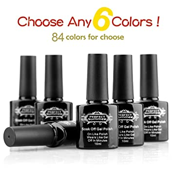 Perfect Summer Pick Any 6 Colors! Magnetic Gel Nail Polishes Creative 3D  Cat-Eye Effect Mood