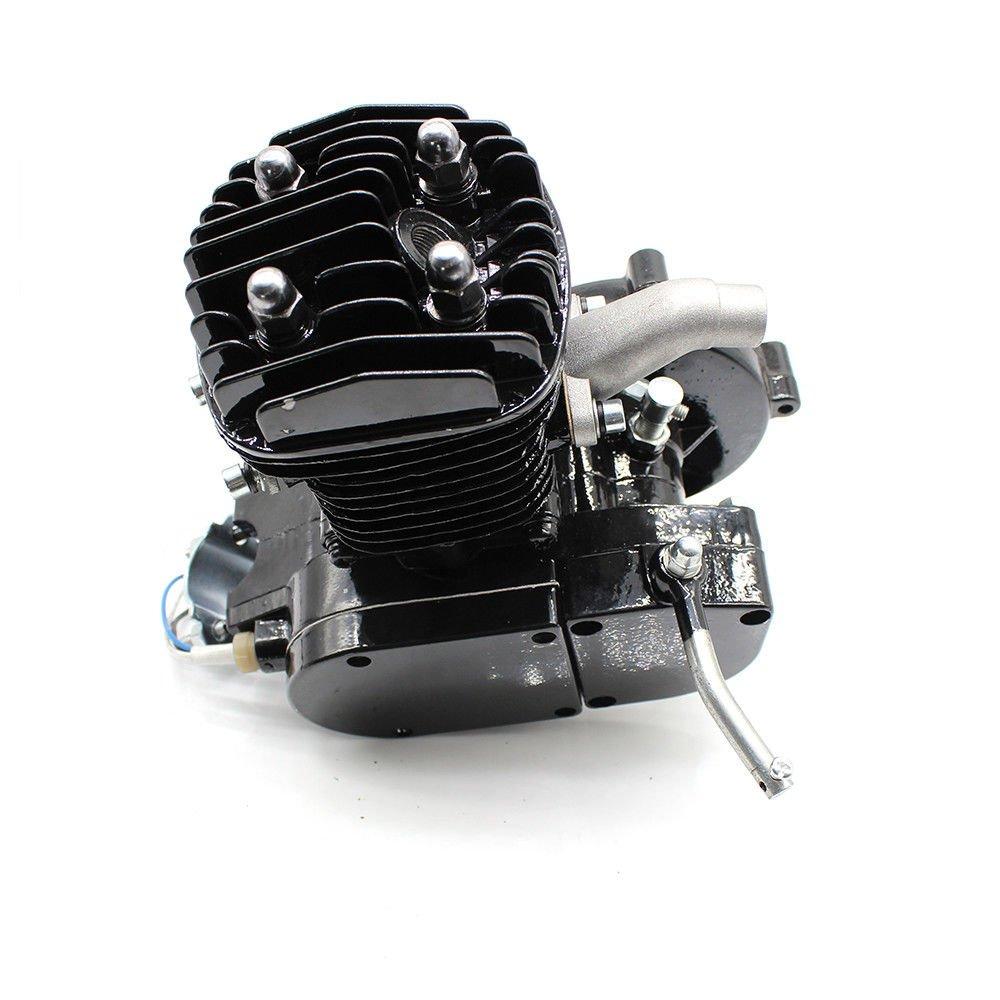 50 cc 2 tiempos ciclo de pedal gasolina gas motor Kit para bicicleta Motor 26
