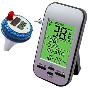 Best Pool ThermometerTOP 5 Digital Analog Pool Hot Tub Thermometer
