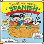 Teach Me More Spanish | Judy R Mahoney