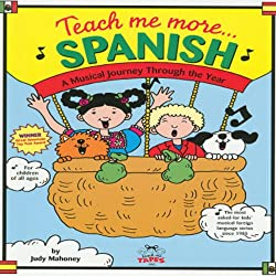 Teach Me More Spanish