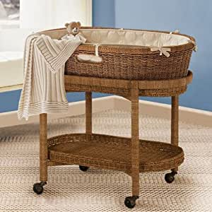 Amazon Com Pottery Barn Kids Brannan Bassinet Kitchen