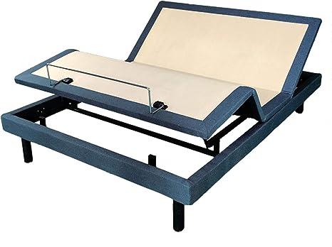FC-Bed Ajustable de la Gravedad Cero motorizado somier ...